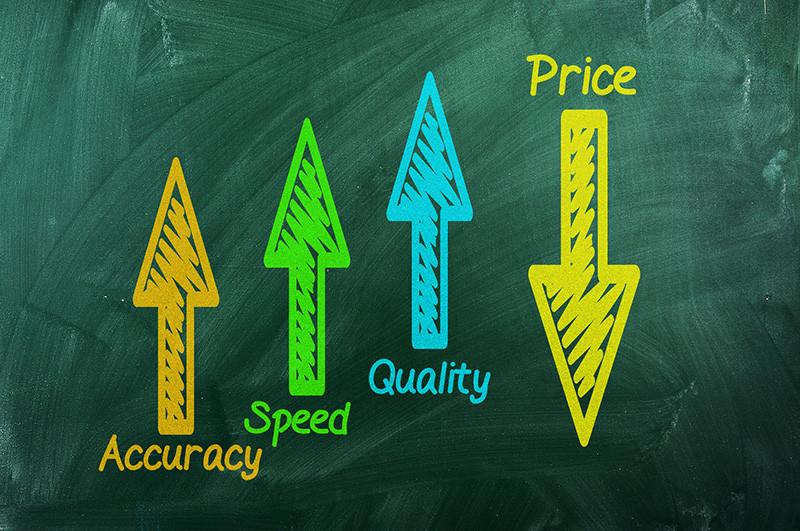 コストと品質