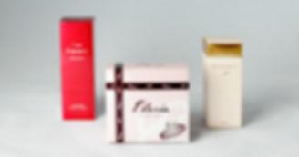 化粧箱と貼箱の特徴