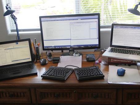 ホームページと営業の役割