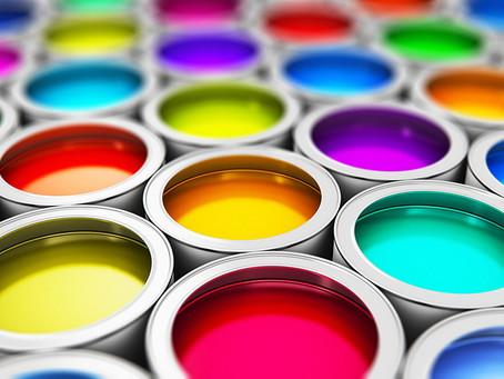 光と色、見え方の違い。