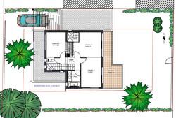 Plan Etage Villa