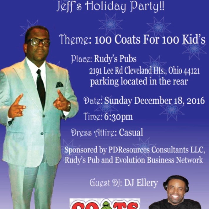 Annual 100 Coats For 100 Kids 2016