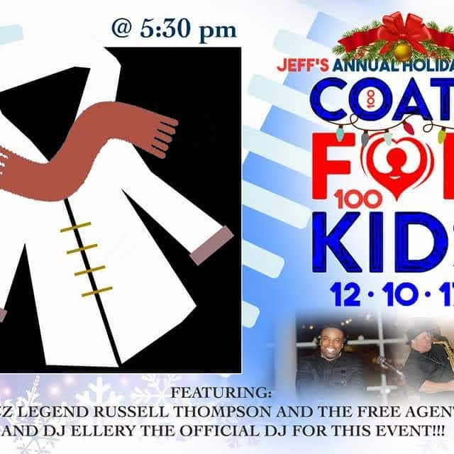 Annual 100 Coats for 100 Kids 2017