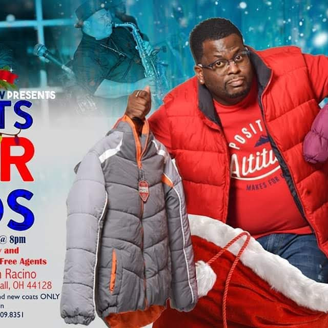 Annual 100 Coats For 100 Kids 2019
