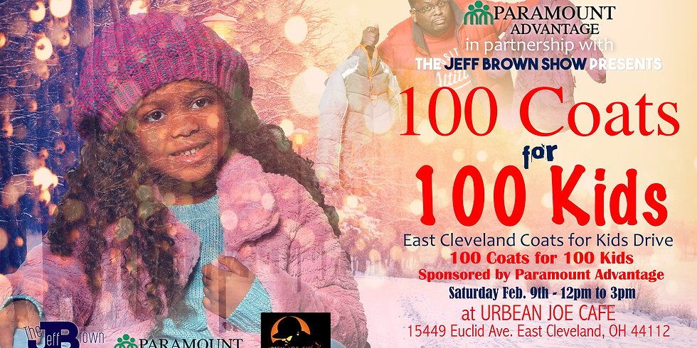 Annual 100 Coats For 100 Kids 2018