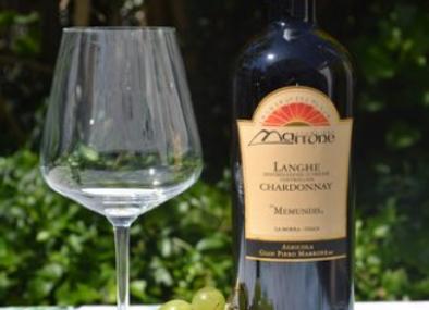 Marrone Langhe Chardonnay Memundis D.O.C. 13,5% Vol (2014)