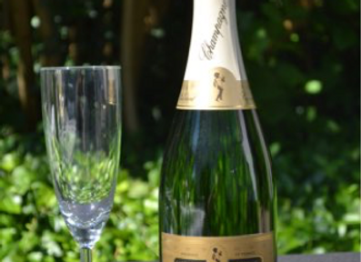 Couvreur Philippart Carte d'Or brut ou demi-sec 12% Vol