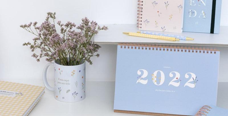 """Calendario 2022 """"Silvestre"""""""