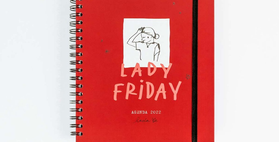 "Agenda 2022 ""Lady Friday"""