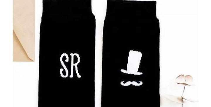 "Calcetines ""Sr"""