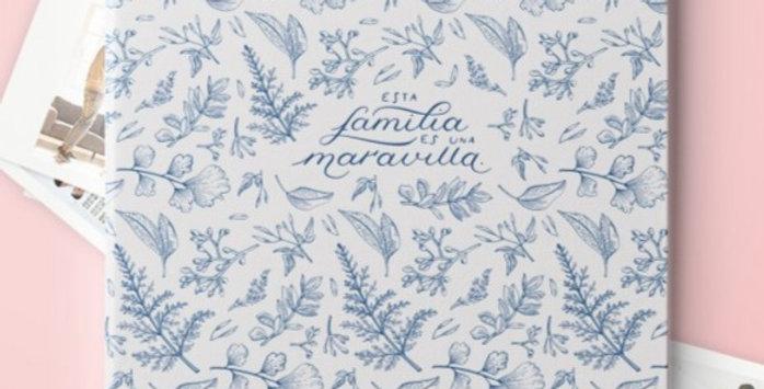 "Álbum ""Mi familia es una maravilla"""