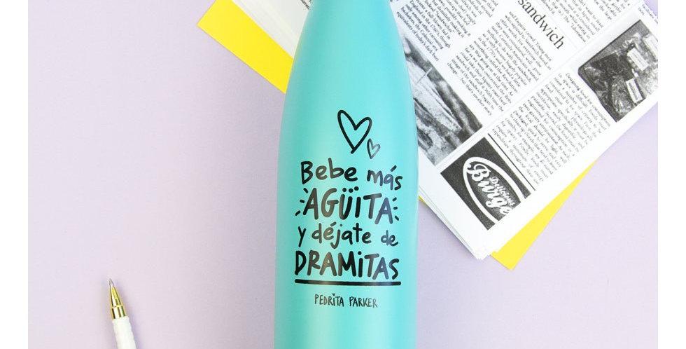 """Botella termo """"Dramitas"""""""
