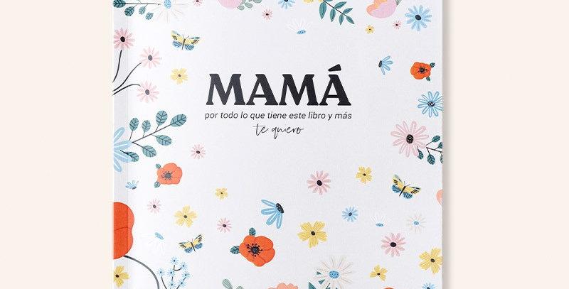 """Libro rellenable """"Mamá"""""""