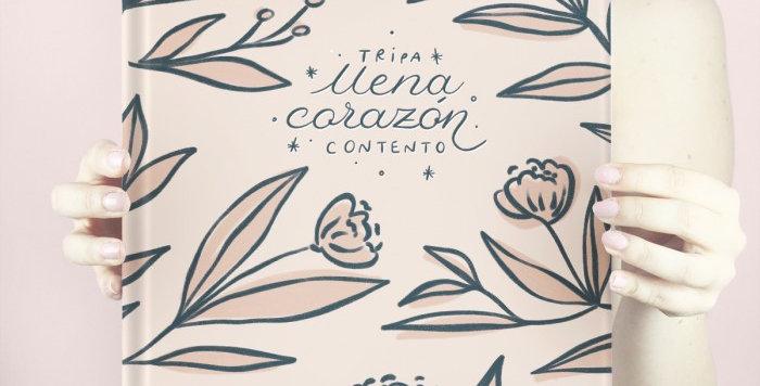 """Recetario """"Flores"""""""