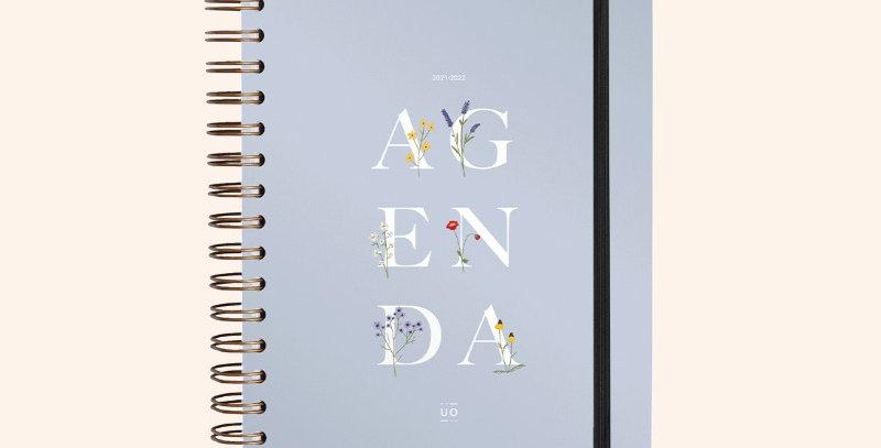 """Agenda escolar """"Silvestre""""Día página"""