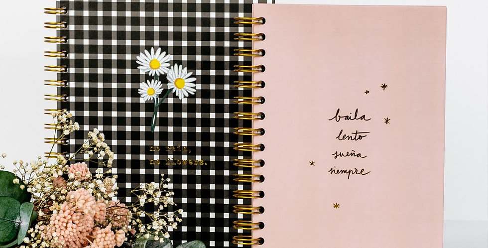 "Bullet journal ""Baila"""