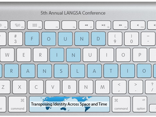 5th Annual LANGSA Conference
