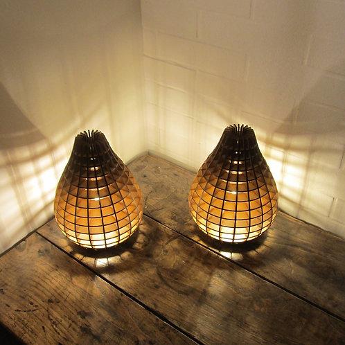 Duo de lampes Gamma