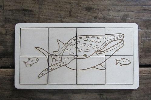 Puzzle et taquin en bois