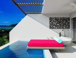 Ground Floor Premim Suites Terrace