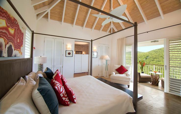 Sugar Ridge Master Bedroom