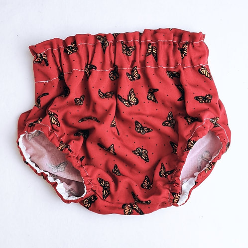 RED BUTTERFLY BLOOMERS