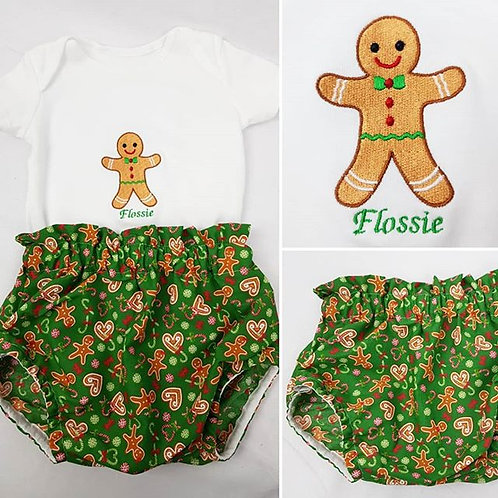Gingerbread outfit