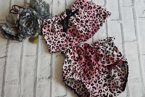 Pink Leopard Set