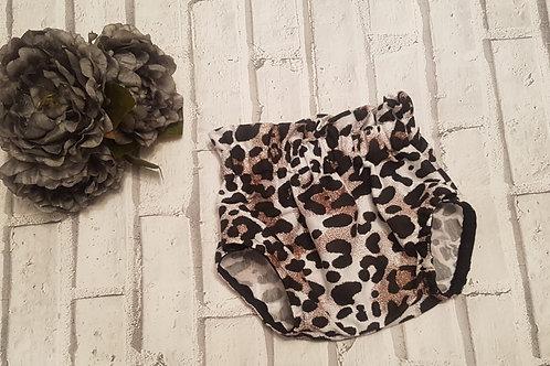 Leopard bloomers