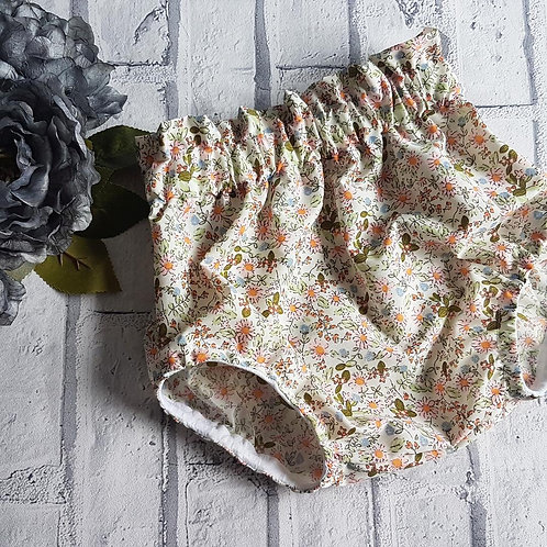 Autumn floral Bloomers