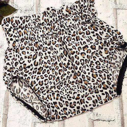 Leopard Print Bloomer