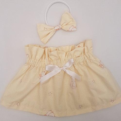 Yellow Duck Skirt