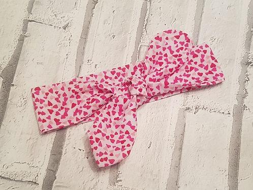Love Heart headwrap