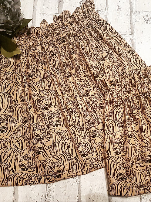 Tiger skirt