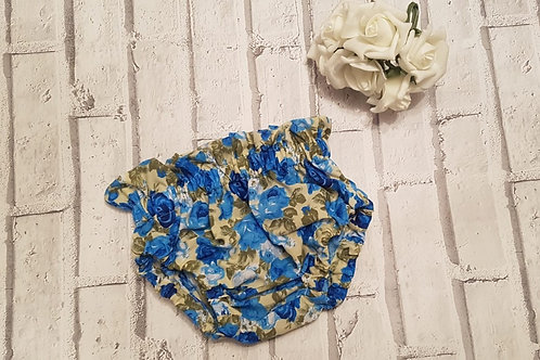Blue Rose  bloomers