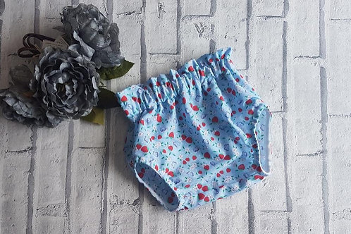 Strawberry Blue bloomers