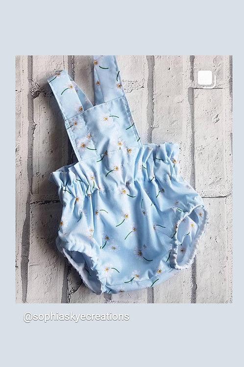 Blue DaisyRomper