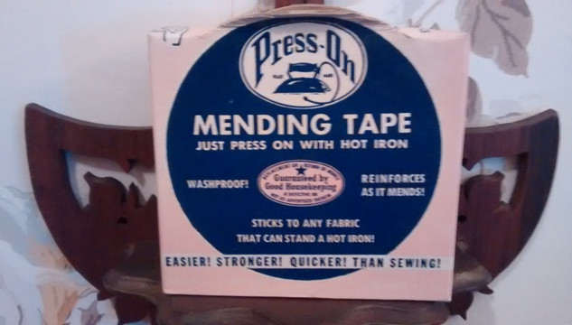 Good Housekeeping Mending Tape