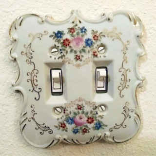 Mid-Century Switchplate