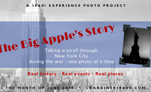 The Big Apple's Story - June Photo Project