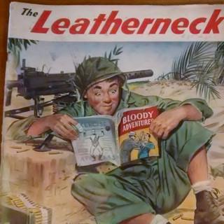 WWII Marines Magazine
