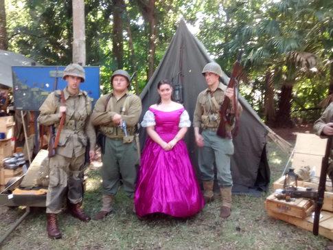 Civil War meets WWII