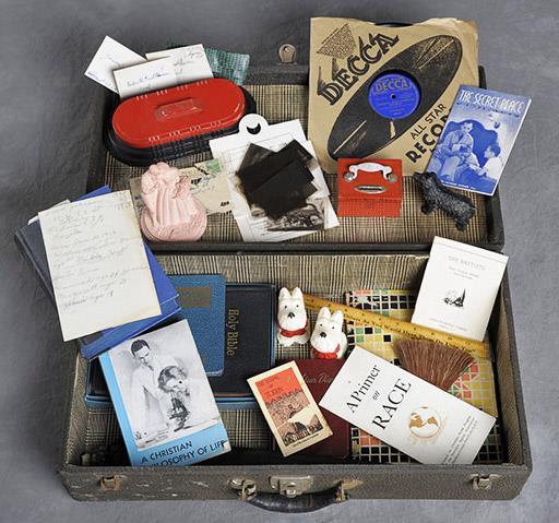 Thelma's Suitcase