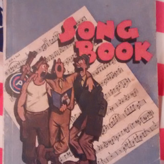 Third Army Song Book