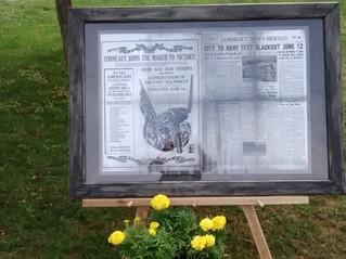 1940s Conneaut Newspaper