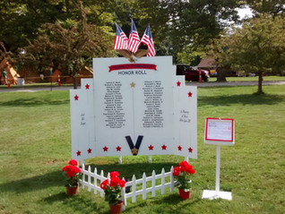 Honoring Conneaut's Gold Star Heroes