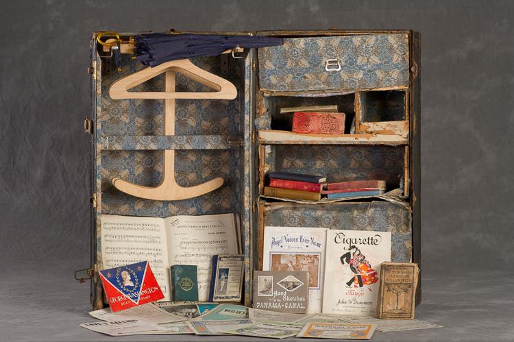 Willard Suitcase Project/Jon Crispin