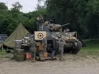 2nd Armor, Mr. Cat prepares