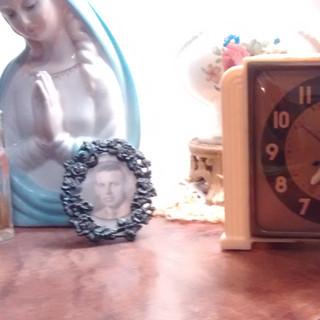 "Telechron Telealarm ""Secretary"" clock"