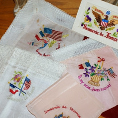 WWI & WWII Hankie Collection